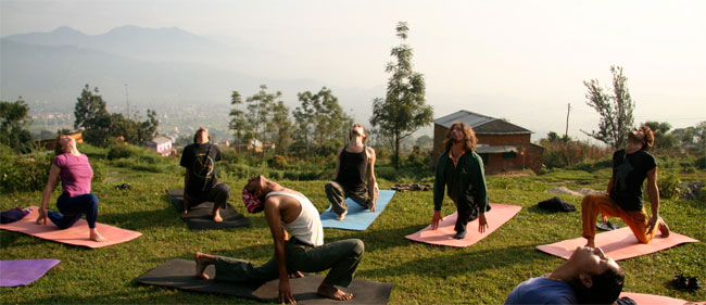 Yoga & Meditation in Nepal